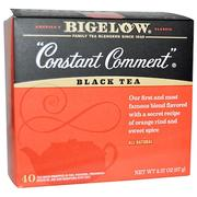 [iHerb] [iHerb] Bigelow Constant Comment, Black Tea, 40 Tea Bags, 2.37 oz (67 g)