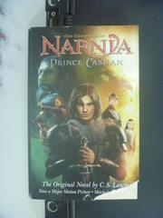 【書寶二手書T5/原文小說_GPK】Prince Caspian: The Return to Narnia