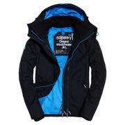 Superdry極度乾燥 Technical Hooded Pop Zip SD-Windcheater連帽防風外套