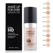 MAKE UP FOR EVER ULTRA HD超進化無瑕粉底液(30ml)-多款可選