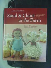【書寶二手書T7/美工_KFM】Spud and Chloe at the Farm_Susan B