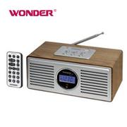 旺德WONDER-USB/SD/FM/MP3隨身音響WD-8212U