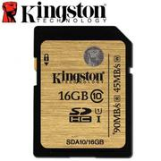 Kingston 金士頓 16GB 90MB/s SDHC SD UHS-I U1 C10 記憶卡