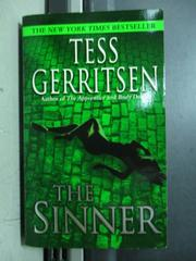 【書寶二手書T4/原文小說_OQF】The sinner_Tess gerritsen