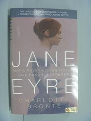 【書寶二手書T1/一般小說_GME】Jane Eyre (Movie Tie-in Edition)_Charlotte Bronte