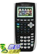 [美國直購] (彩色螢幕) Texas Instruments 84PLSEC/TBL/1L1 TI-84 Plus C Silver Graphing Calculator