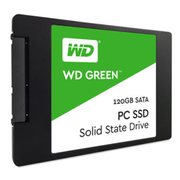 WD Green PC SSD 120GB SATA SSD 固態硬碟 WDS120G1G0A 香港行貨