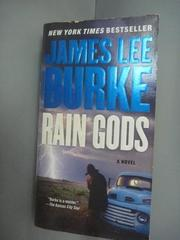 【書寶二手書T9/原文小說_HHC】Rain Gods_Burke, James Lee