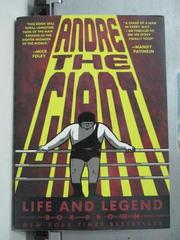 【書寶二手書T2/原文書_OCX】Andre the Giant_Box Brown