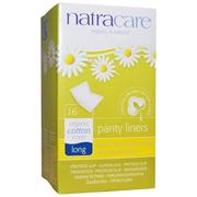 [iHerb] Natracare, Organic & Natural Panty Liners, Long, 16 Liners