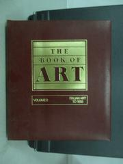 【書寶二手書T4/藝術_QLM】The Book of Art_Vol.2_Italian Art to 1850