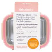 [iHerb] Think, Thinkbaby, The Bento Box, Pink, 9 oz (250 ml)