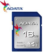 ADATA 威剛 16GB 50MB/s SDHC SD UHS-I C10 記憶卡