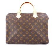 【LV】Monogram speedy30手提波士頓 (M41108)