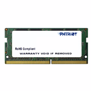 Patriot DDR3 Single Pack So-Dimm Ram 內存 4GB (PSD34G160081S) 香港行貨