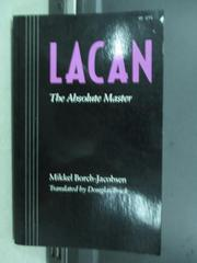 【書寶二手書T3/原文小說_JBL】The absolute master_Mikkel borch jacobsen