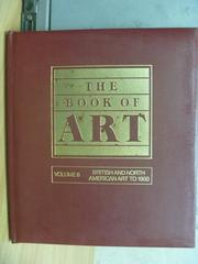 【書寶二手書T8/藝術_XCP】The Book of ART_Vol.6_Brmsh and North..1900