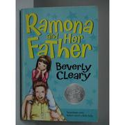 【書寶二手書T6/原文小說_NAF】Ramona and her father_Cleary