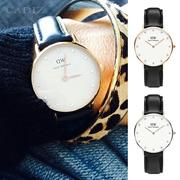 【Cadiz】瑞典DW手錶Daniel Wellington 0951DW 玫瑰金 0961DW 銀 Sheffield 26mm [代購/ 現貨]