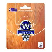 【Wow Pad 抗滑魔力貼】NBA球隊系列-造型魔力貼-01-勇士隊Warriors(4.1cm*5cm)L-KA-01