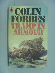 【書寶二手書T1/原文小說_GDS】Tramp in Armour_Colin Forbes