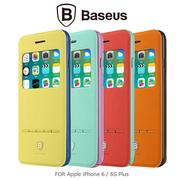 BASEUS Apple iPhone 6 / 6S Plus 簡約皮套(青春款)