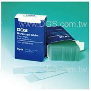 《DGS》磨砂載玻片 Microscope Slide, Frosted One End