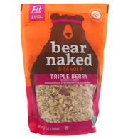 [iHerb] Bear Naked, Fit, Granola, Triple Berry, 12 oz (340 g)