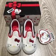 全新Vans Hello Kitty童鞋 14公分