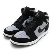 NIKE 男 籃球鞋AIR JORDAN 1 RETRO HIGH PREM 黑 -AA3993003