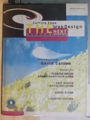 【書寶二手書T4/網路_XDU】Web Design_The Next Generation_1998年
