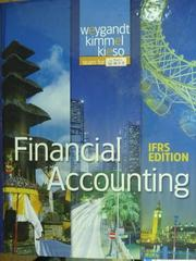 【書寶二手書T5/大學商學_QNW】Financial Accounting_Weygandt,etc