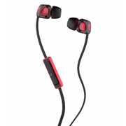 Skullcandy Smokin Buds 2 耳機 帶線控與咪 Black/Red S2PGFY-010 香港行貨