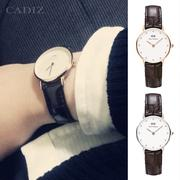【Cadiz】瑞典DW手錶Daniel Wellington 0902DW玫瑰金 0922DW銀 York 26mm