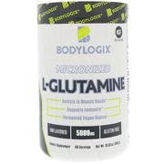 [iHerb] Bodylogix, Micronized L-Glutamine, Unflavored, 10.58 oz (300 g)