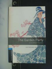 【書寶二手書T5/語言學習_OLO】The garden party, and other stories