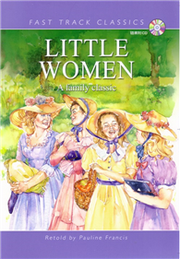 FTC:Little Women (Colorful Ed)(with CD)