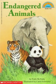 Hello Reader K-3 Level 3: Endangered Animals