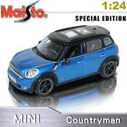 【Maisto】MINI Countryman《1/24 》合金模型車 -藍色