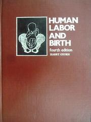 【書寶二手書T9/大學理工醫_OSZ】Human Labor and Birth_fourth edition_1980