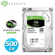 Seagate Barracuda 3.5吋 500GB 桌上型硬碟