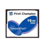 First Champion CompactFlash CF卡 16GB - 300X 香港行貨