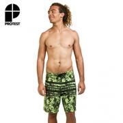 【PROTEST】男 衝浪褲 (綠蘋果) FOREIGNER BOARDSHORT