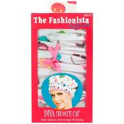 [iHerb] [iHerb] Betty Dain Creations, LLC The Fashionista Collection,女神浴帽,1 個
