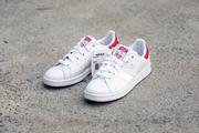 Adidas Originals Stan Smith 史密斯紅尾白紅 M20326
