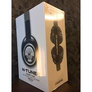 MONSTER 耳機 N-Tune HD Headphones Black黑色 正版美國輸入 現貨
