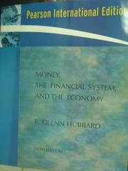 【書寶二手書T7/大學商學_PLA】Money, the Financial System6/e