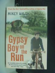 【書寶二手書T4/原文小說_KEN】Buy Gypsy Boy on the Run_Mikey Walsh