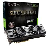 ★快速到貨★EVGA 艾維克 GTX1070 8GB SC GAMING ACX 3.0 Black Edition GDDR5 PCI-E圖形卡