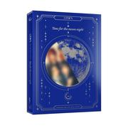 GFRIEND Time for the moon night 6th Mini Album MOON Ver. CD + PHOTOCARD + POSTER